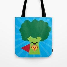 Super Broccoli Tote Bag