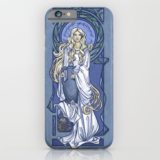 Galadriel Nouveau iPhone & iPod Case