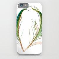 Peacock Love Dayglow iPhone 6 Slim Case