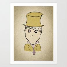 Hatter Art Print
