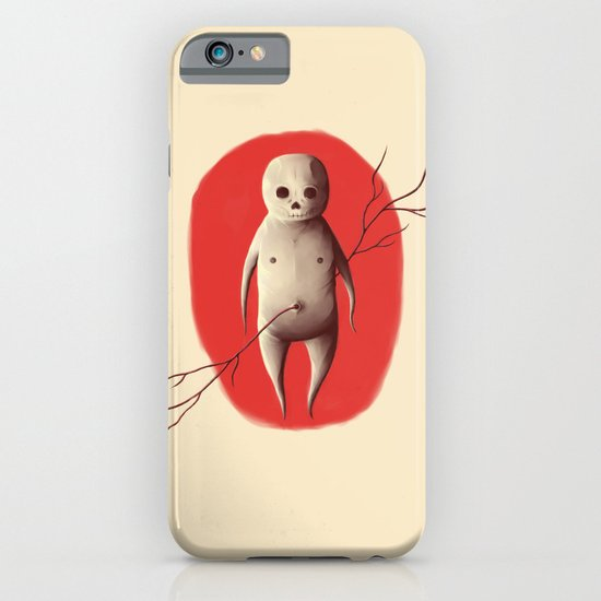 Baby void iPhone & iPod Case