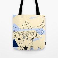 Cervidae Tote Bag