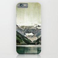 iPhone & iPod Case featuring Lake Louise, Banff by Quyen Nguyen