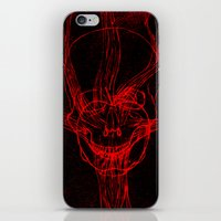 Apple Tree Death iPhone & iPod Skin