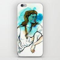 Aquarius (Zodiac Series) iPhone & iPod Skin