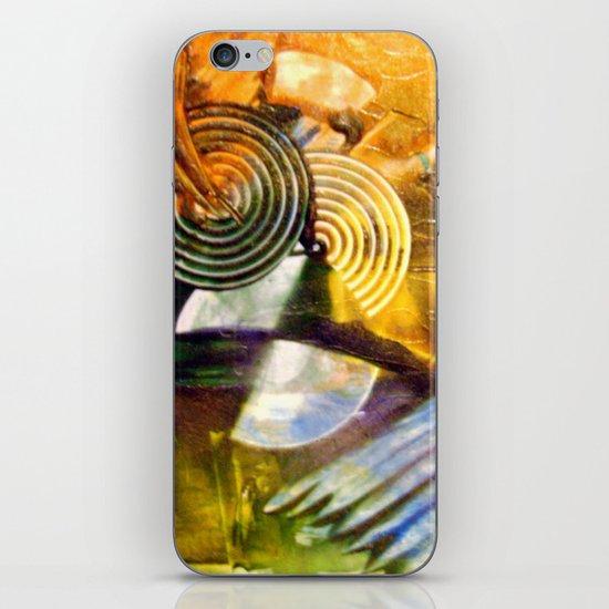 Circular Progress iPhone & iPod Skin