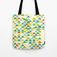 Summer Picnic Tote Bag