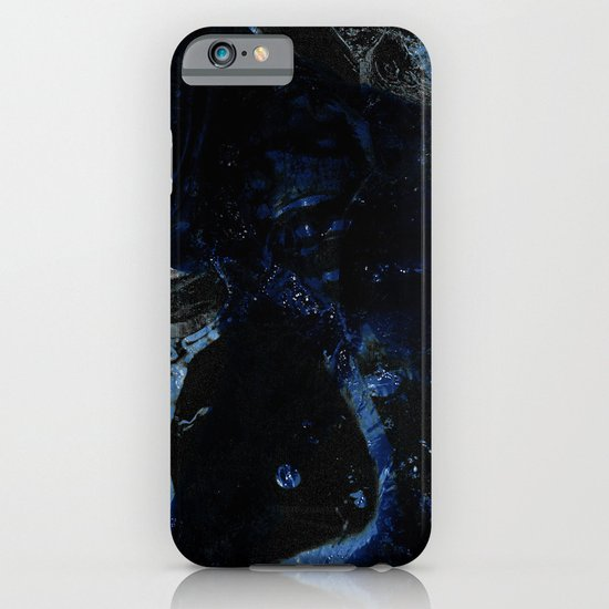 Black and Blue iPhone & iPod Case