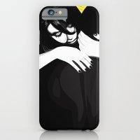 Couple in love iPhone 6 Slim Case