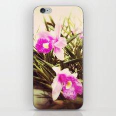 Orquidea iPhone & iPod Skin