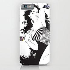 Black Nimf iPhone 6s Slim Case