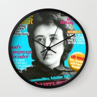 COSMARXPOLITAN, Issue 13 Wall Clock