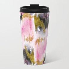 Watery Abstract #1 Travel Mug