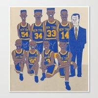 The '94 Knicks Canvas Print