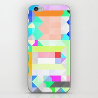 All As One Pattern iPhone & iPod Skin