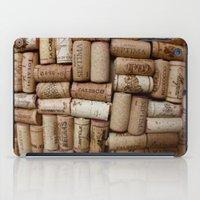 Red Wine iPad Case