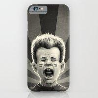 Noise Black iPhone 6 Slim Case