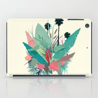 P A L M S P R I N G S iPad Case