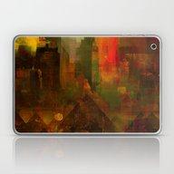 Pyramidal City Laptop & iPad Skin