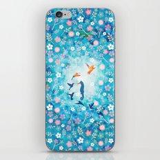 Flying Bird , Sea Horse … iPhone & iPod Skin