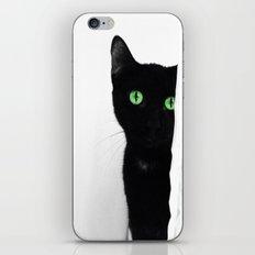 Curious Soul (Green) iPhone & iPod Skin