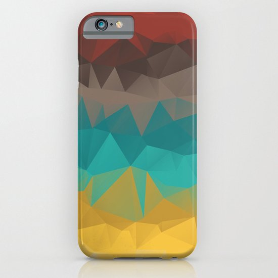 Tricolors iPhone & iPod Case