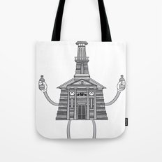 Ready To Sin Tote Bag
