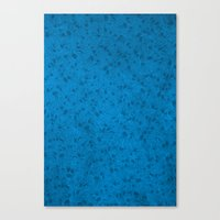 Octopusttern Canvas Print
