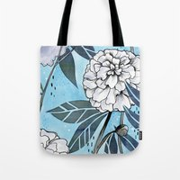 Flowers For You #2 Tote Bag
