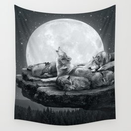 Wall Tapestry - Echoes of a Lullaby - soaring anchor designs