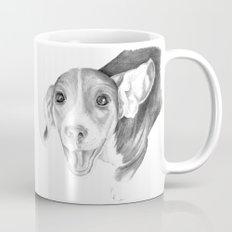 A Story To Tell :: A Beagle Puppy Mug