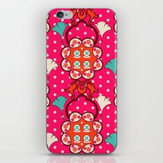 Jucy blossom iPhone & iPod Skin