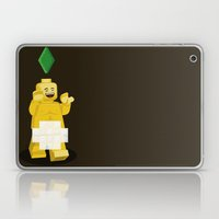 I Want To Brick Free ! Laptop & iPad Skin