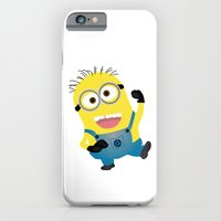 MINION...SAY WHAT?  iPhone 6 Slim Case