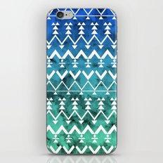 Triangle Tribal iPhone & iPod Skin