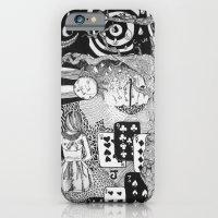 Alice's Dreams iPhone 6 Slim Case
