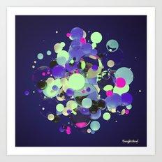 NeoGoop Art Print