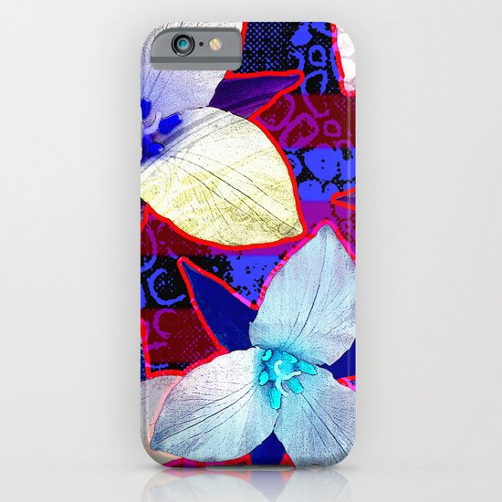 The Patriot Blooms iPhone & iPod Case