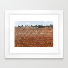Bryce Canyon III Framed Art Print