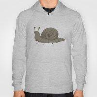 Meet Steve the Snail Hoody