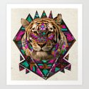 ▲WILD MAGIC▲ Art Print