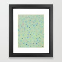 A Happy Day Framed Art Print