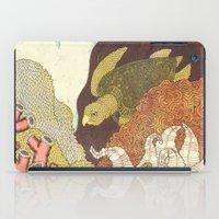 Aquatic iPad Case