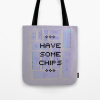 Have Some Chips Tote Bag
