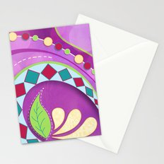 Purple Tango Stationery Cards