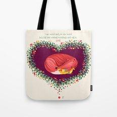 Weird L.O.V.E Tote Bag