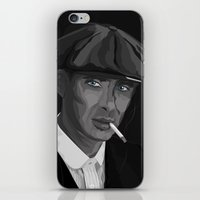 Thomas F'n Shelby - Peaky Blinders iPhone & iPod Skin
