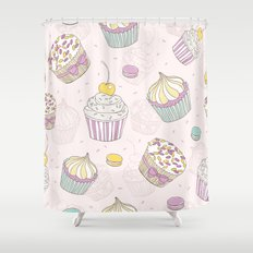 Sweets Galore! Shower Curtain