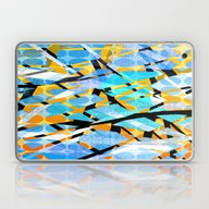Electricity In The Air Laptop & iPad Skin