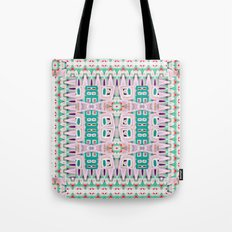 Geo Tribal Tote Bag